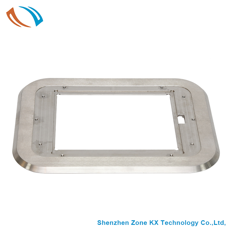 6'' Stainless Steel Computer Panel