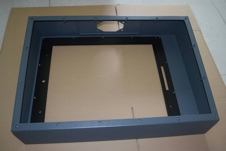 19 inch industrial computer shell